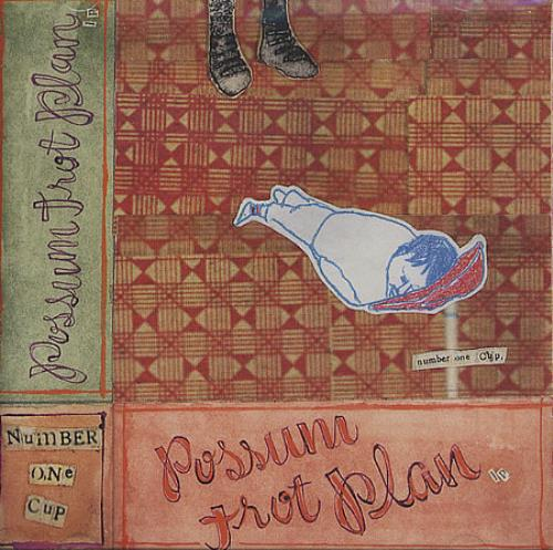 Number One Cup Possum Trot Plan 2000 UK CD album FLY012