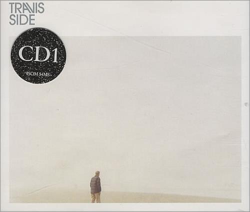 Travis (90s) Side 2001 UK CD single ISOM54MS