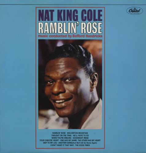 Cole, Nat King - Ramblin' Rose CD