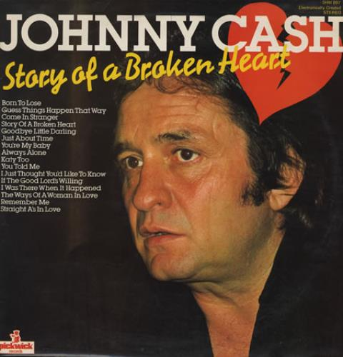 Cash, Johnny - Story Of A Broken Heart