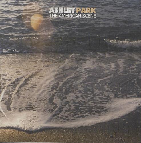 Ashley Park The American Scene 2001 UK CD album VJCD125