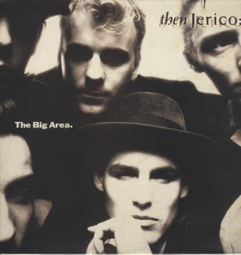 Then Jerico - The Big Area Vinyl