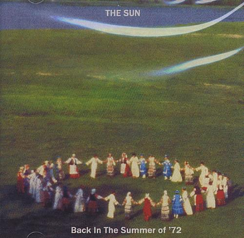 Sun - Back In The Summer Of '72 Album