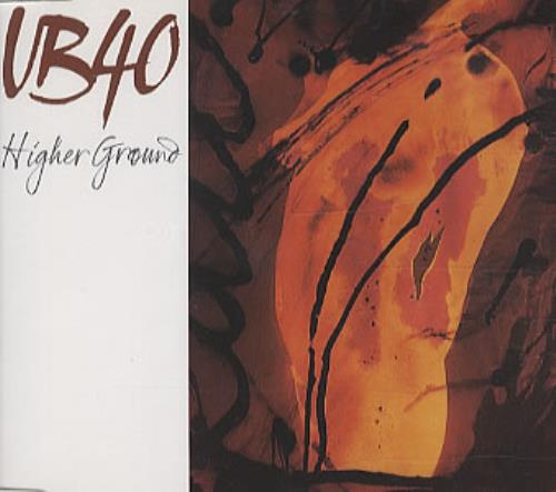 UB40 - Higher Ground Vinyl