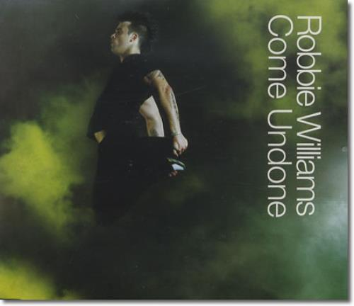 Williams, Robbie - Come Undone Album