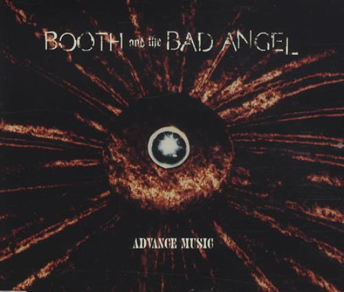 Booth And The Bad Angel Booth & The Bad Angel 1996 USA CD album 3145268522AD