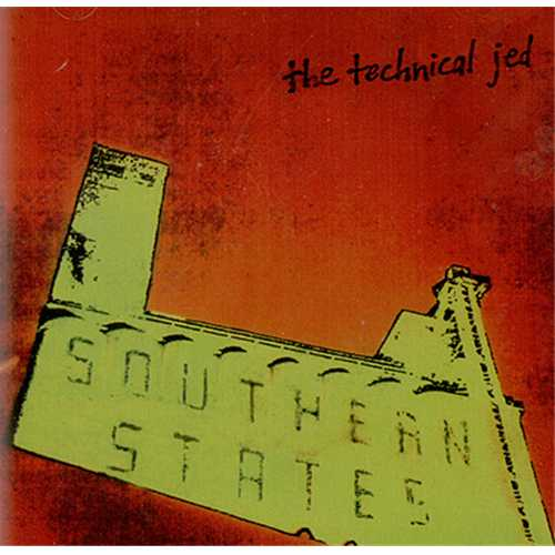 The Technical Jed The Technical Jed 1994 USA CD album SPART41