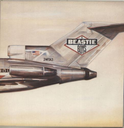 Beastie Boys - Licensed To Ill - Vg+/ex-
