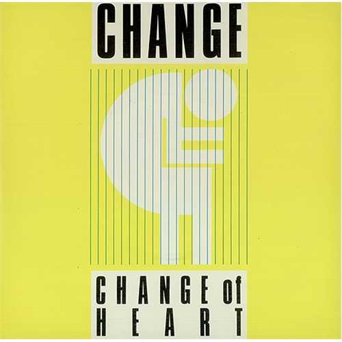 """Image of Change Change Of Heart 1984 UK 7"""" vinyl YZ7"""