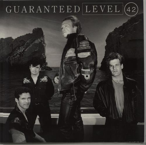 Level 42 - Guaranteed CD