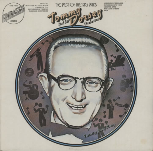 Dorsey, Tommy - The Beat Of The Big Bands