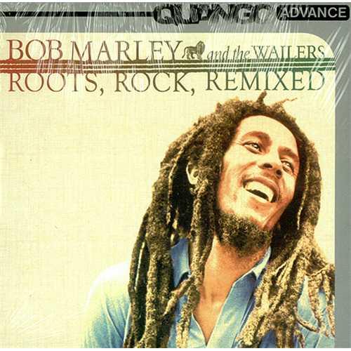 Bob Marley Roots Rock Remixed 2007 USA CD album RRCMR0701