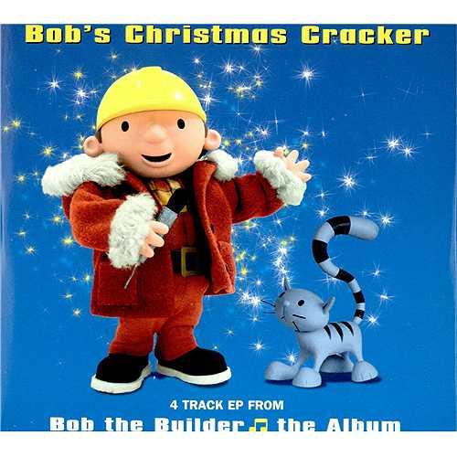 Bob The Builder Bob\'s Christmas Cracker EP 2001 UK CD-R acetate CD-R ACETATE