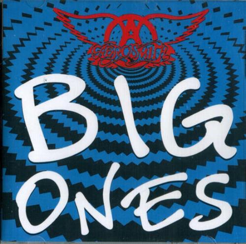 Aerosmith Big Ones 1994 Australian CD album GEFD24546