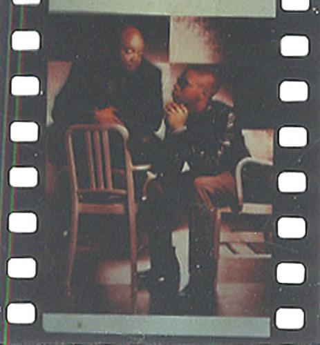 KCi & Jojo Its Real 1999 Dutch memorabilia TRANSPARENCY