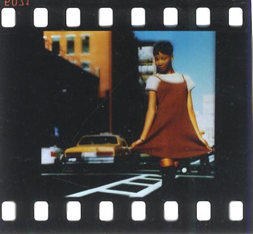 Monica The Boy Is Mine 1998 Dutch memorabilia TRANSPARENCIES