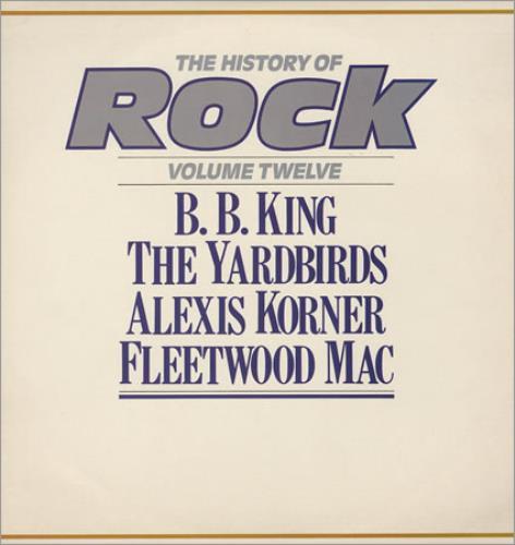 The History Of Rock The History Of Rock Volume Twelve 1983 UK 2LP vinyl set HRL012