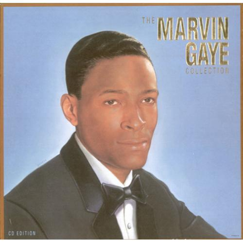 Marvin Gaye The Marvin Gaye Collection 1990 USA cd single boxset 3746363112