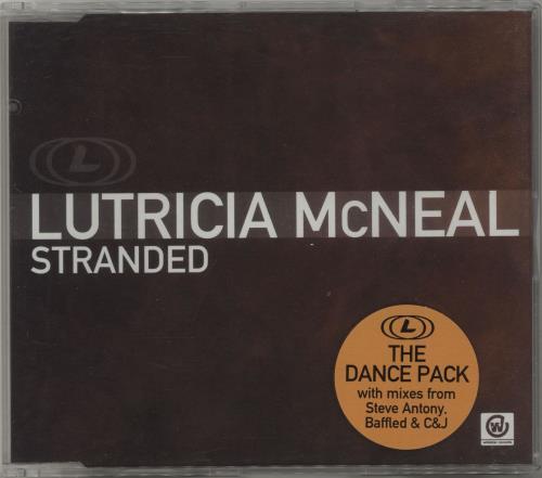 Lutricia McNeal Stranded 1998 UK CD single CDSTAS2973