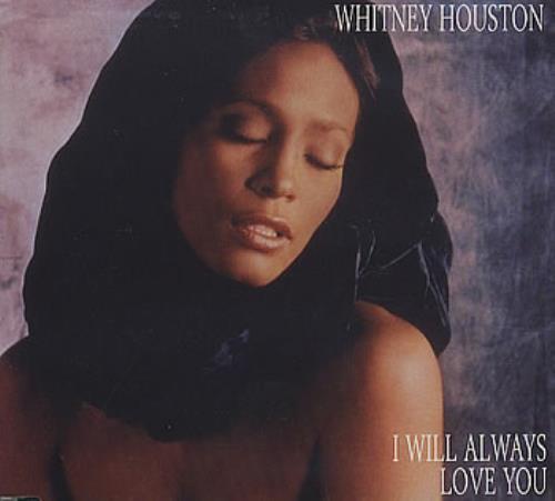 Houston, Whitney - I Will Always Love You CD