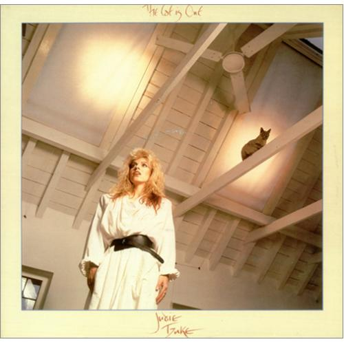 Tzuke, Judie - The Cat Is Out Record