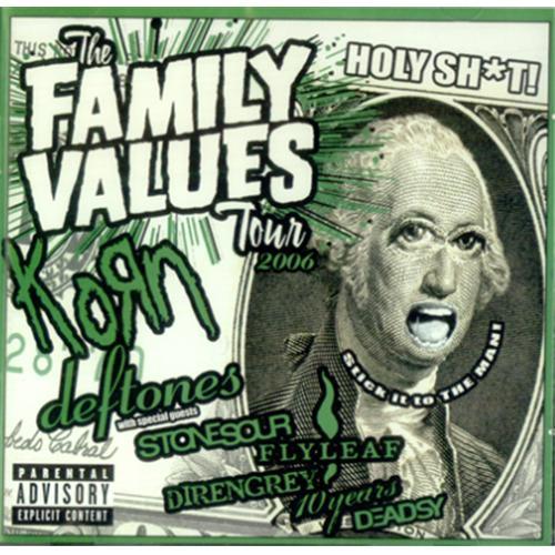 Korn - The Family Values Tour 2006