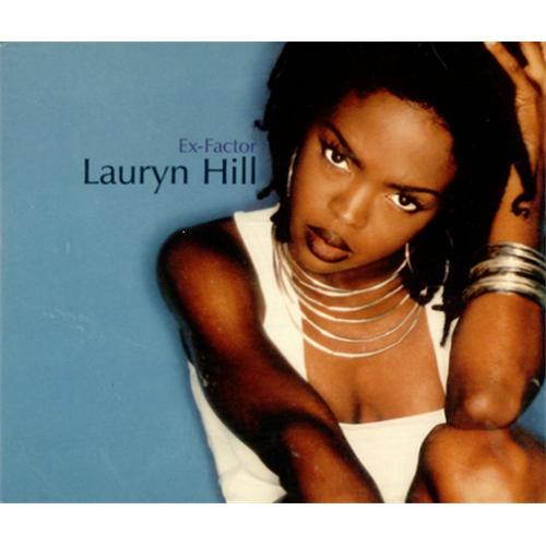 Lauryn Hill Ex-Factor 1999 UK 2-CD single set 6669452/5