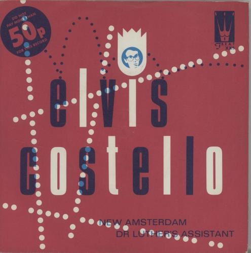 Costello, Elvis - New Amsterdam - P/s