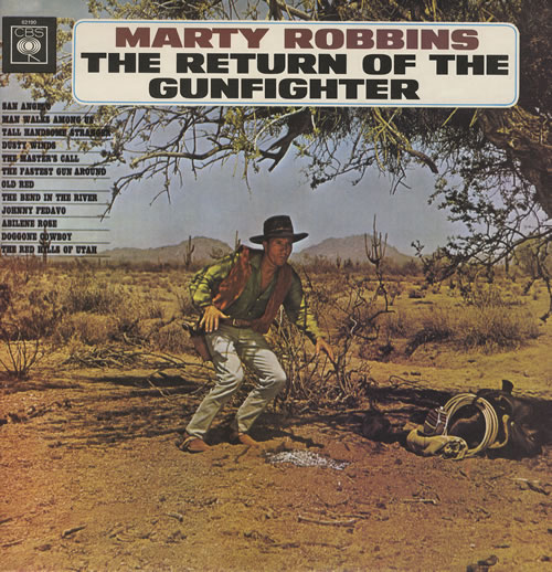 Robbins, Marty - The Return Of The Gunfighter