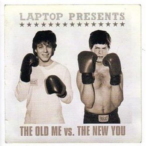 Laptop The Old Me vs. The New You 2001 UK CD album TMR005