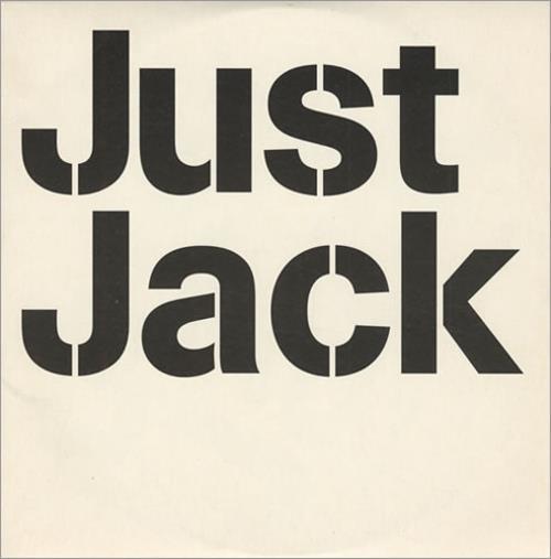 Just Jack Just Jack EP 2002 UK CD single JUSTJACK02