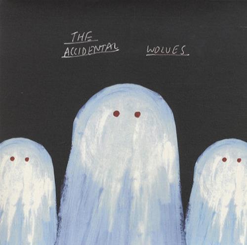 The Accidental Wolves 2008 UK 7 vinyl FTH048S
