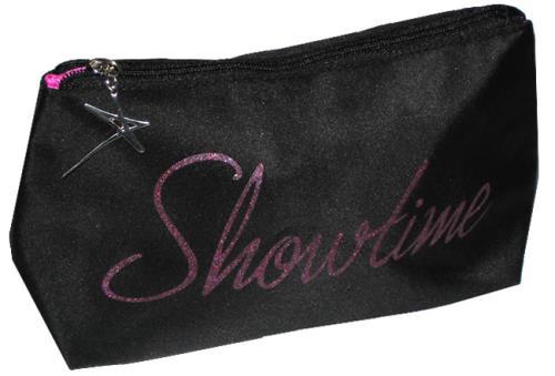 Kylie Minogue Showtime UK memorabilia TOILETRY BAG