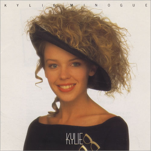 Kylie Minogue Kylie 1988 Australian CD album MUSH32210.2