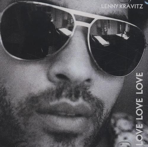 Lenny Kravitz Love Love Love 2008 USA CDR acetate CDR ACETATE