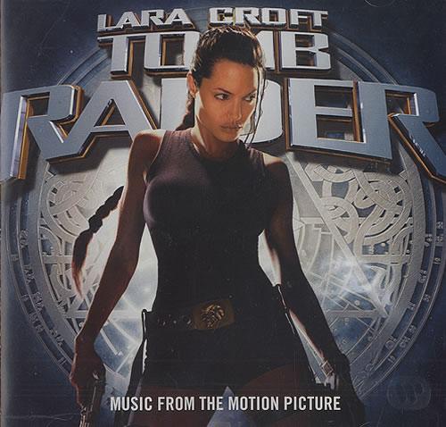 Original Soundtrack Lara Croft Tomb Raider 2001 UK CD album 7559626652