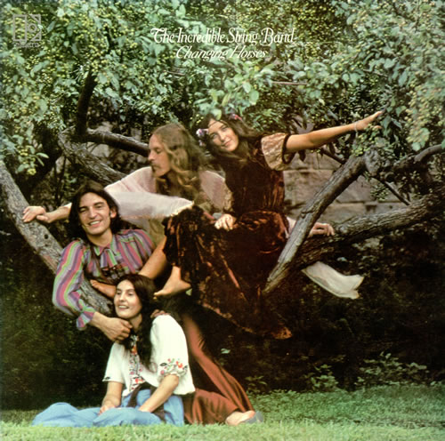 Incredible String Band - Changing Horses LP