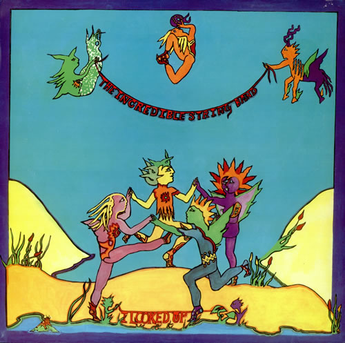 Incredible String Band - I Looked Up Vinyl