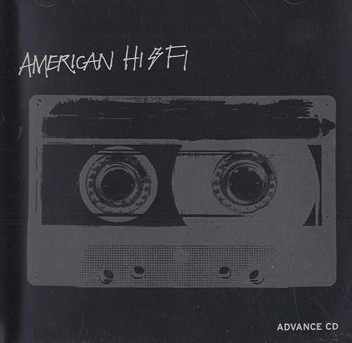 American HiFi American HiFi 2000 USA CDR acetate CDR ACETATE