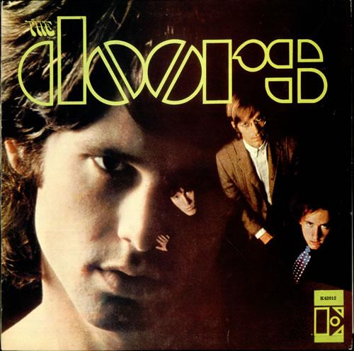 The Doors The Doors  Red Label 1982 German vinyl LP K42012