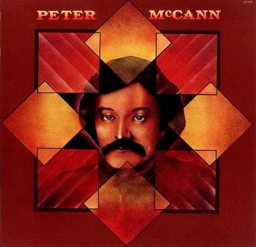 MCCANN, PETER - Peter Mccann Album