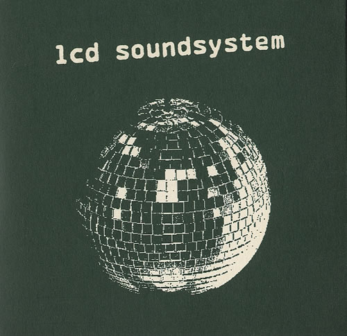 LCD Soundsystem LCD Soundsystem 2004 UK 2CD album set DFAEMIDJ2138CD