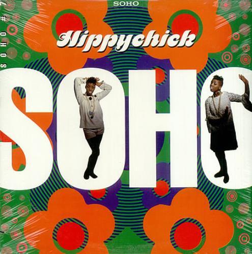 Soho Hippychick - sealed 1990 USA 12\