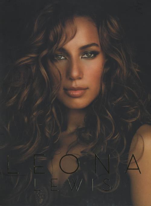 Leona Lewis Leona Lewis 2008 Japanese promo DVDR DVDR  CD