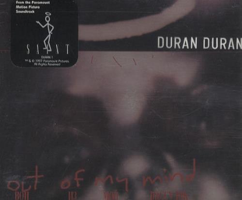 Duran Duran - Out Of My Mind - Stickered Case