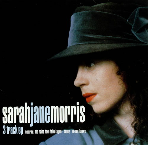 Sarah Jane Morris Sarah Jane Morris EP 1988 UK 10\