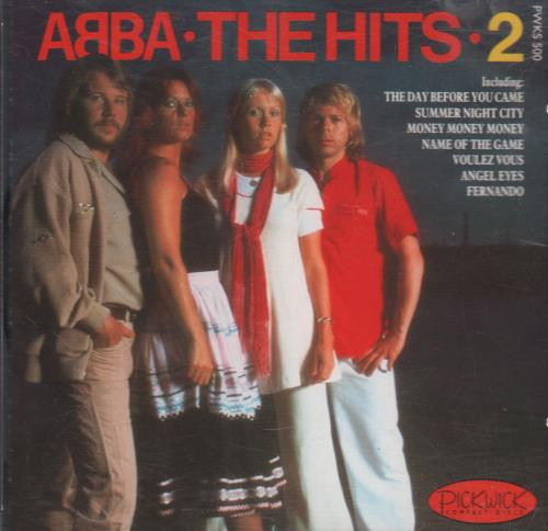 Abba - The Hits 2 - 1st