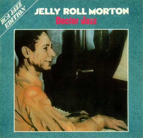 Morton, Jelly Roll - Doctor Jazz Album