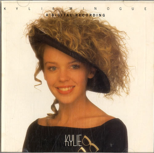 Kylie Minogue Kylie 1988 USA CD album 9241952