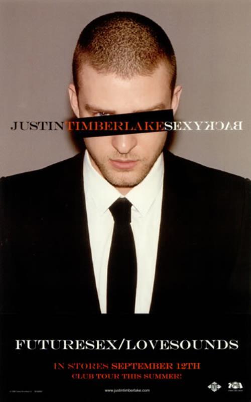 Justin Timberlake - Sexyback EP